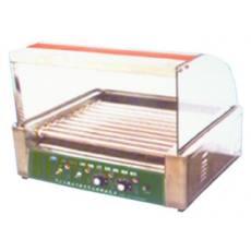 滚轴式烤肠机