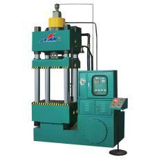 摩擦材料热压成型机