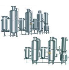 ①ZNS3-500-5000型新型三效节能蒸发浓缩器