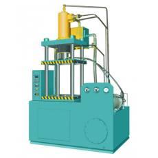 qile600_液压四柱双动薄板拉伸机