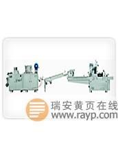 铝塑包装机-枕式包装机联线