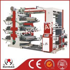 系列六色柔性凸版印刷机