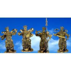 佛像系列之四大天王