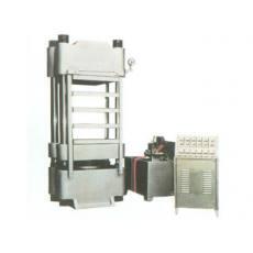 Y33系列四柱平板硫化液压机