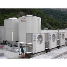 雁荡山假日酒店15吨热水工程