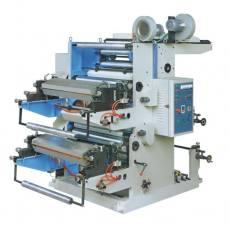 两色/双色/2色柔性凸版印刷机 柔印机 柔版机 无纺布印刷机