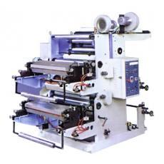 YT型系列双色柔性凸印刷机