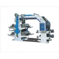 四色柔性凸版印刷机(可印无纺布)