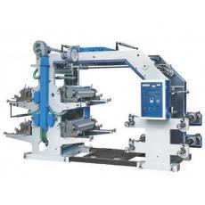 四色柔性凸版印刷機