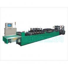 HDL500-600高速(三伺服)三边封拉链站立制袋机