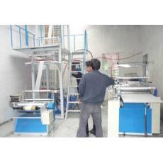 聚乙烯(PE)热收缩吹膜机组