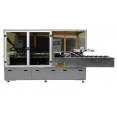 JX-50间歇式保鲜膜/铝锡纸类装盒机