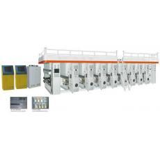 GWASY600-1200A型电脑高速凹版印刷机(收放料内置)