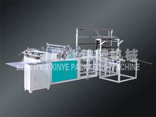 XYQB-800/1000/1200气泡膜制袋机