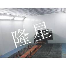 浙江地轨式喷漆流水线