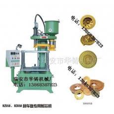 水泵叶轮专用覆膜砂射芯机