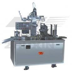 CY350型可调式透明膜三维包装机