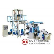 PE吹膜凸版印刷连线机