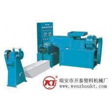 SJ90-120型 电控干湿造粒机组