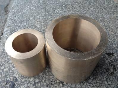 直槽铜套 按图纸加工 油槽套 定做铜套 螺纹铜套
