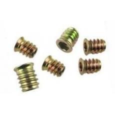 铁带介内外牙螺母 实木家具预埋锁紧螺母 楼梯形螺母帽 M6 M8 M1