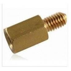 铜螺柱 六角铜柱 铜螺丝 隔离柱 支撑住 【单头M5系列 型号全】