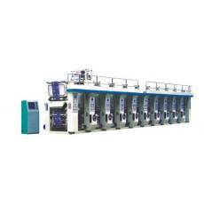 YAG 800/1100 凹版全自动电脑套色彩印机/凹版印刷机