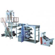 PE吹膜印刷连体机(PE吹膜机)