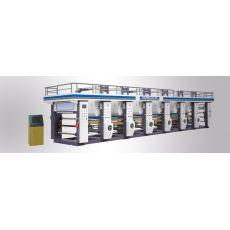 齐发娱乐_RG-1C型中速凹版印刷机