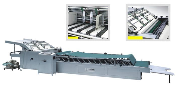 FMT-1300/1450半自动裱纸机