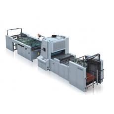QLFM-1100型全自动高速立式覆膜机(水、油、预涂膜)