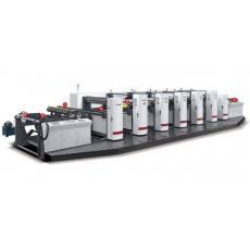 RZJ-A系列高速柔版印刷机(选配:纸/塑)