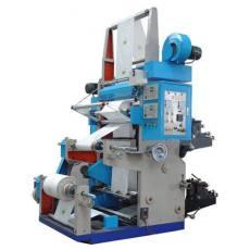 双色中高速柔性印刷机