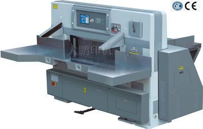 瑞安市大鹏液压切纸机qzx1300ag的电路图