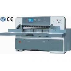 QZK1300CD-8程控单液压单蜗轮切纸机