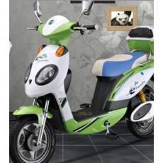 电动摩托车  小熊猫