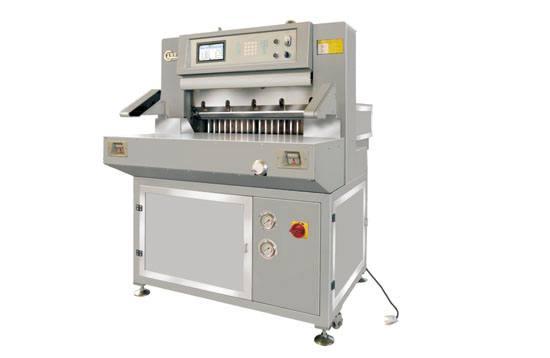 QZYX-660D数显全液压切纸机