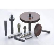 各类型精确精度外齿轮的齿轮轴