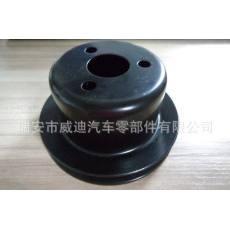 单槽铁质旋压水泵皮带轮