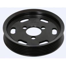 大众捷达汽车发动机助力泵皮带轮038145255A