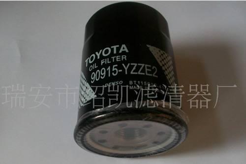 凯美瑞机油滤清器90915-yzze2
