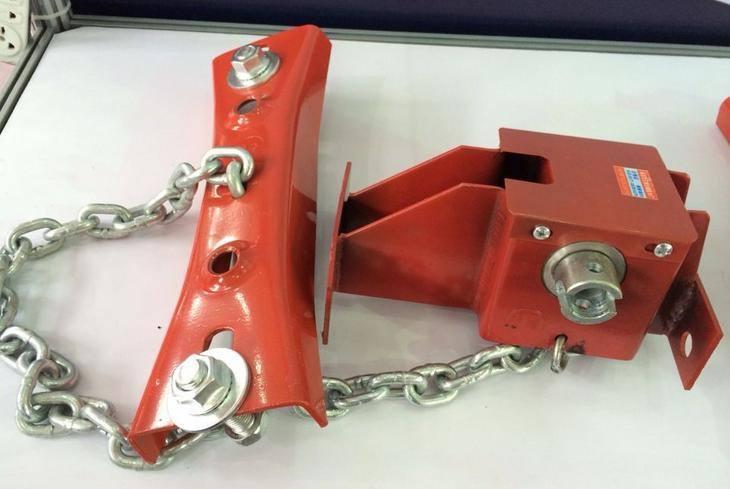 解放奥威j6新型葫芦备胎升降器