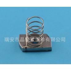 美标大型不锈钢系列圆形弹簧螺母