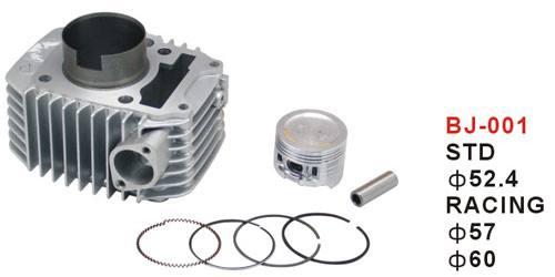 BJ-001 摩托车汽缸