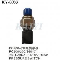 供应KY-0083小松挖掘机传感器 PC200/300/360-7高压传感器