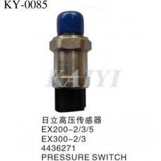 供应KY-0085日立挖机配件 日立EX200-2/3/5挖机高压传感器