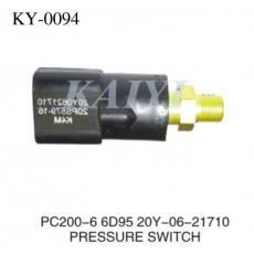 齐发娱乐_供应KY-0094小松挖土机配件 小松PC200-6压力传感器