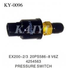 供应KY-0096日立挖土机配件 EX200-2/3日立压力传感器
