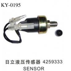 供应KY-0195液压油传感器 日立系列挖掘机传感器