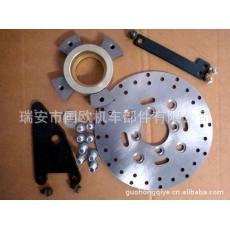 电动车碟刹,电动车液压制动泵,电动车110后毂刹改装碟刹